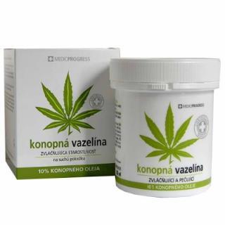 Konopná vazelína 125 ml