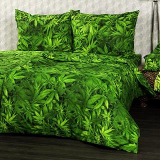 bavlněné obliečky Aromatica, 160 x 200 cm, 2 ks 70 x 80 cm