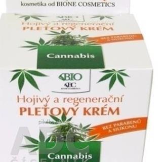 Cannabis Bio hojivý a regeneračný pleťový krém