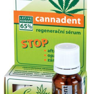 CANNADERM CANNADENT regeneračné sérum 5 ml