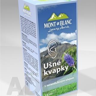 MONT BLANC USNE KVAPKY S LEVANDULOVYM OLEJOM 15ML