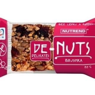 DeNuts - brusnica 1x35 g