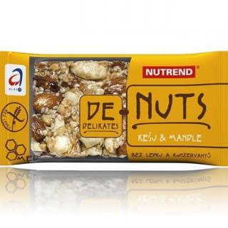DeNuts - kešu + mandle 1x35 g