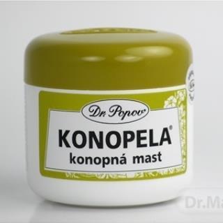 DR.POPOV Konopela konopná masť 1x50 ml