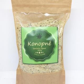 Konopné semienká lúpané 1x500 g