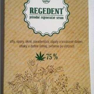 REGEDENT serum prírodné, regeneračné 1x1,2 ml