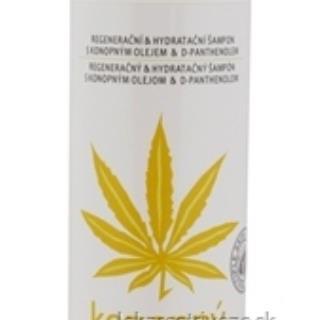 Konopný šampón 5% 1x200 ml