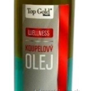 Top Gold Konopný kúpeľový olej 1x250 ml