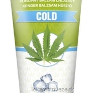 VIRDE KONOPNÝ BALZAM chladivý COLD 1x200 ml