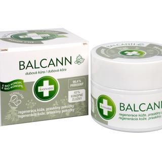 BIO Balcann - dubová kôra 50 ml