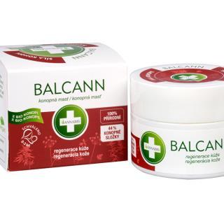 BIO Balcann - konopná masť 50 ml