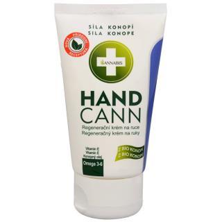 Handcann prírodný regeneračný krém na ruky 75 ml