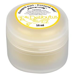 Konopná masť na hemoroidy 50 ml
