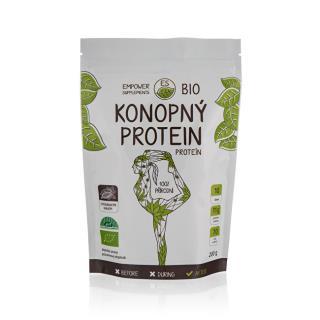 Konopný proteín s kakaom BIO 200 g