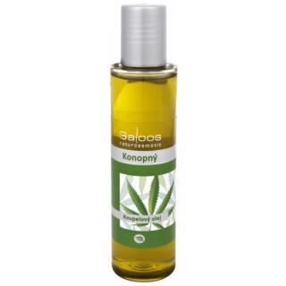 Kúpeľový olej - Konopný 125 ml