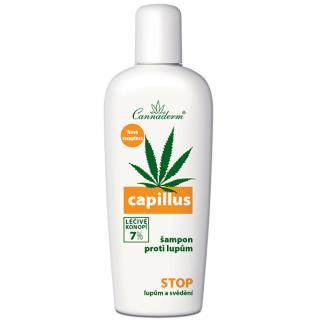Šampón proti lupinám Capillus 150 ml