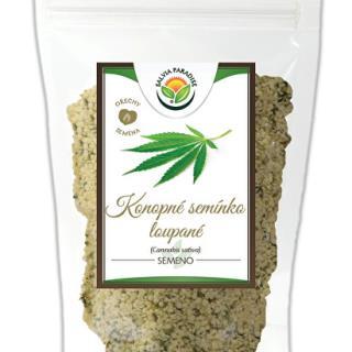 Konopné semená lúpaná 1000 g