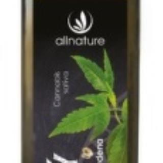 Allnature Konopný olej 250 ml