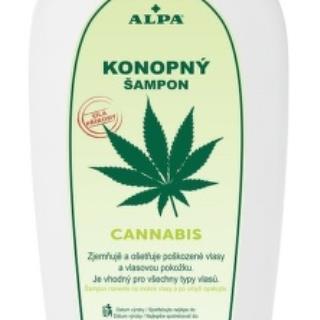 ALPA Konopný šampón 1x430 ml