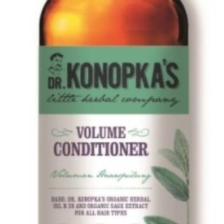 Dr.Konopka´S - Kondicionér na objem vlasov