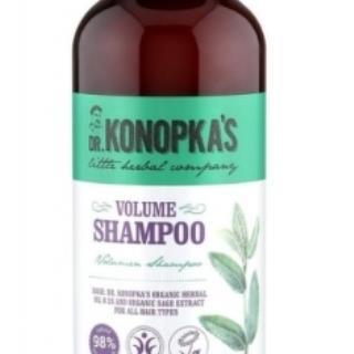 Dr.Konopka´S - Šampón na objem vlasov