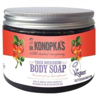 Dr.Konopka´S - Výživné husté telové mydlo