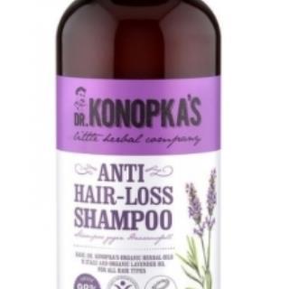 Dr. Konopka Šampón proti vypadávaniu vlasov 1x500 ml