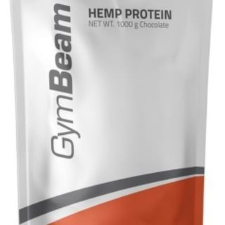 GymBeam Hemp Protein 1000 g chocolate