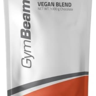 GymBeam Vegan Blend 1000 g chocolate