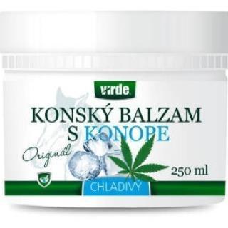 VIRDE KONSKÝ BALZAM S KONOPOU chladivý 1x250 ml