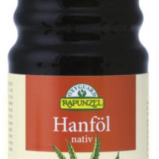 Konopný olej lisovaný za studena RAPUNZEL 250ml
