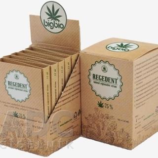 BigBio REGEDENT serum, box prírodné, regeneračné 10x1,2 ml