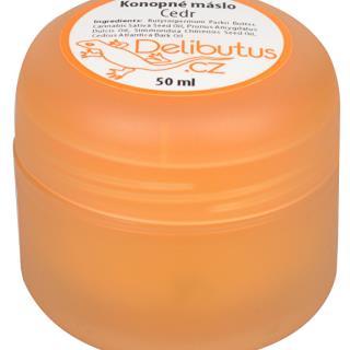 Konopné maslo Céder 50 ml