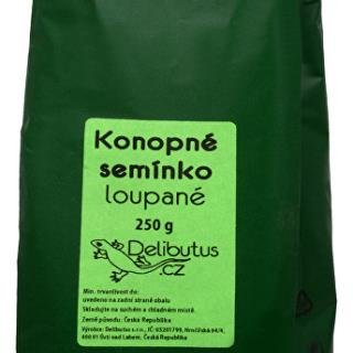 Konopné semienko lúpané 250 g