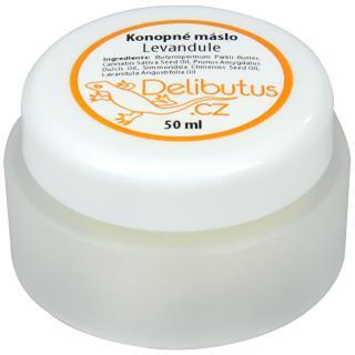 Konopné maslo Levanduľa 50 ml