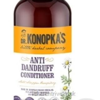 Dr. Konopka Kondicionér proti lupinám 1x500 ml